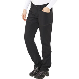 Haglöfs Mid II Flex Pants Damen true black solid